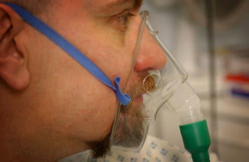 Détresse respiratoire aiguë adulte