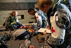 Protocole infirmiers de soin d'urgence