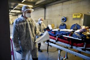 Ambulancier et hygiène